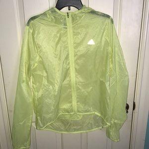 Neon Adidas Jacket